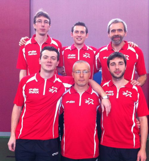 equipe 3 maillot