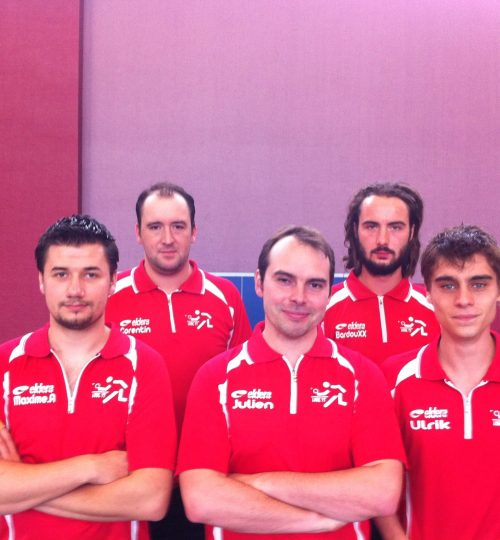 equipe 4 maillot